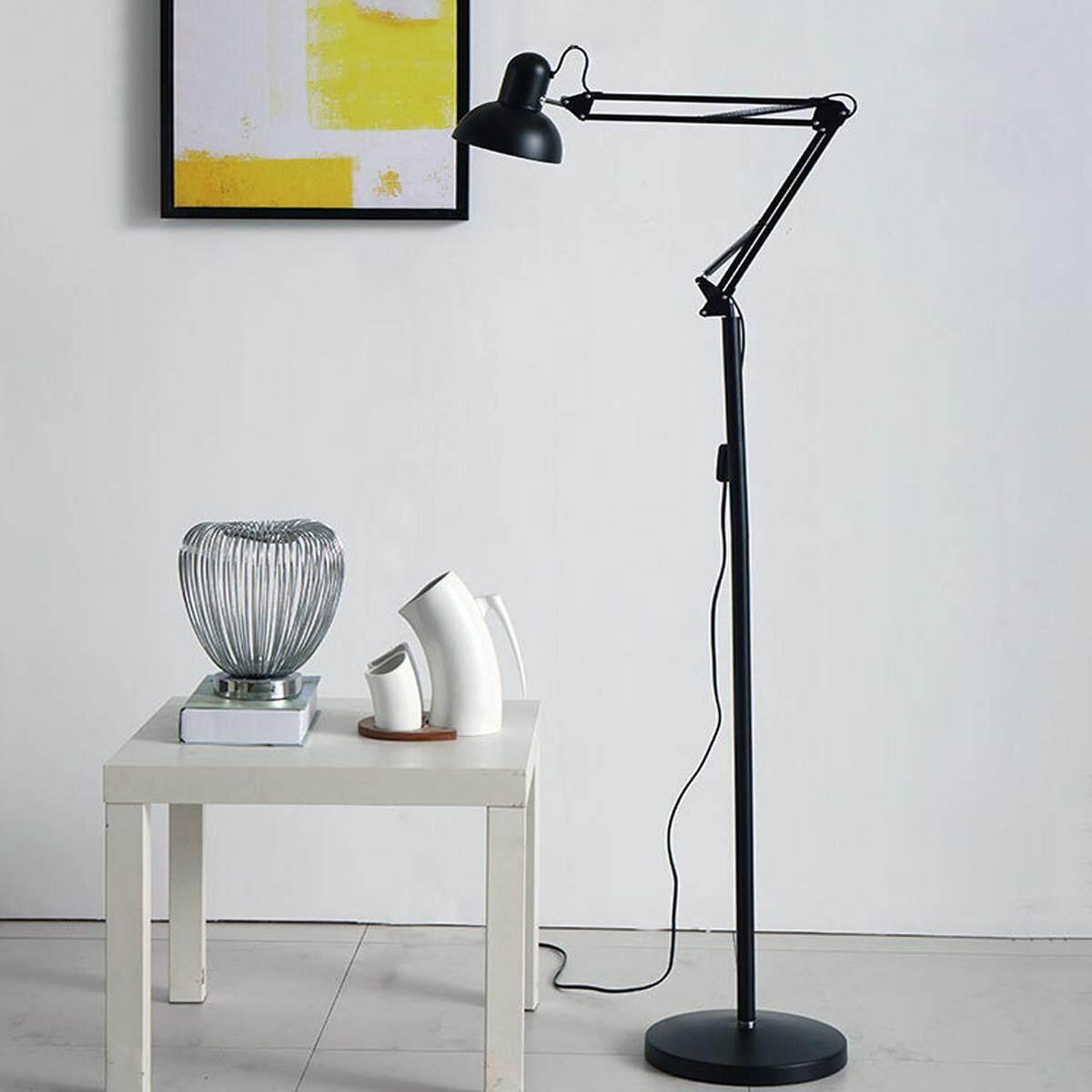 Pandas Home โคมตั้งพื้นพับเก็บได้ Adjustable Floor Lamp By Pandas Home.