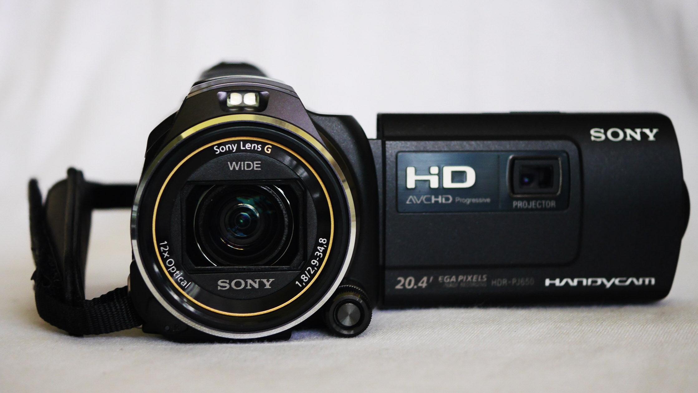 Sony Hdr-Pj650ve Pj650 20.4mp Handycam® Camera Built-In Gps, Projector, Flash, Sony G 12x Optical Zoom Lens Balanced Optical Steadyshot™ Black, Sony Handycam Video Recorder 32 Gb Internal Memory Full Hd Avchd Flash Camcorder Hdr-Pj650.