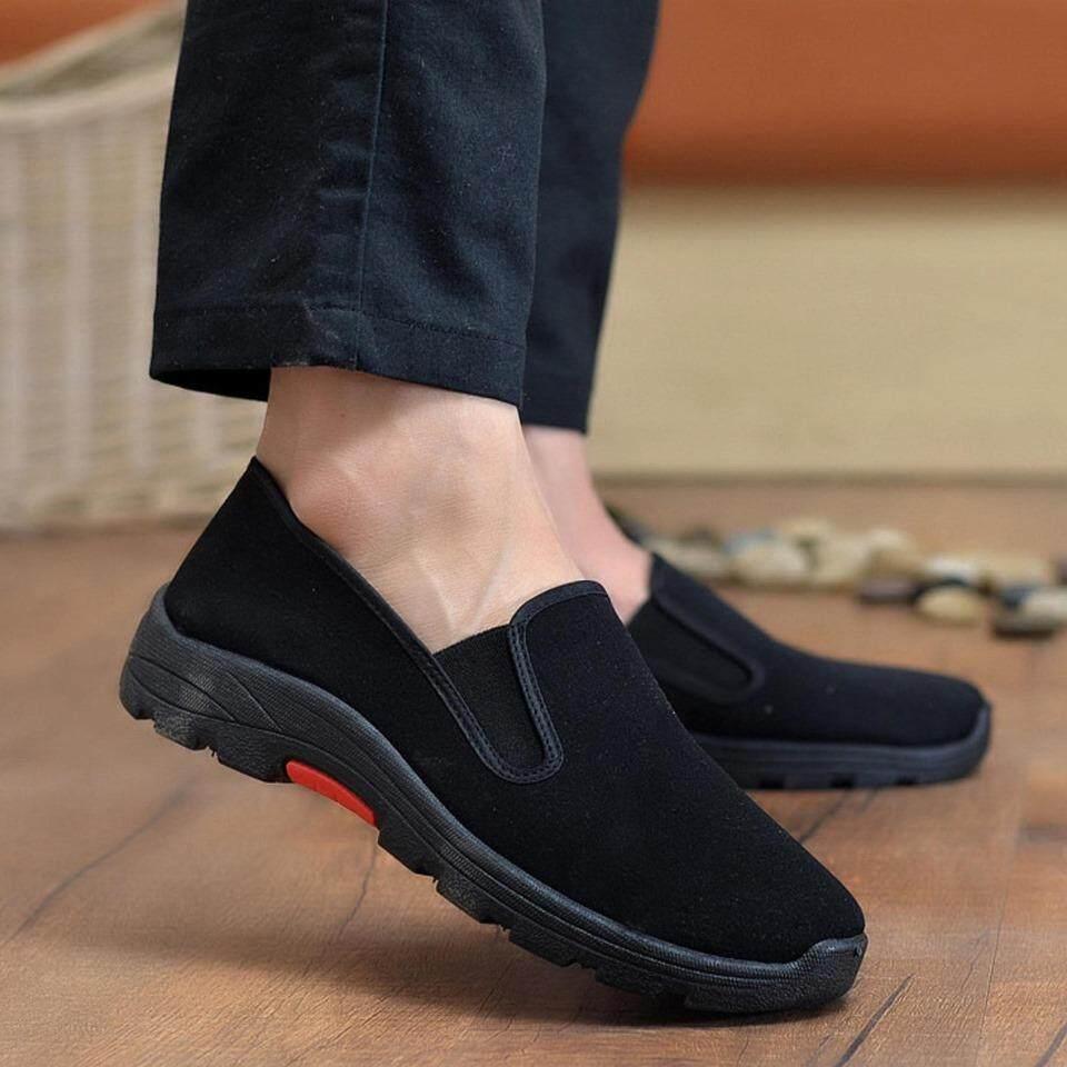 Takayama - รองเท้า รองเท้าผ้าใบ รองเท้าผ้าใบสำหรับผู้ชาย HYS-042