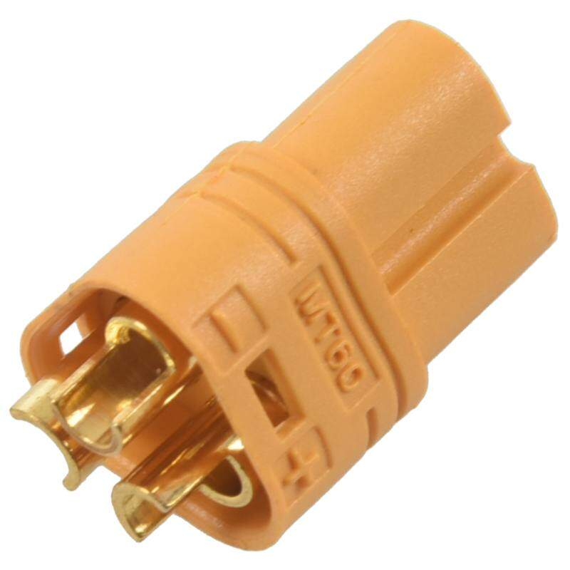 5 Pairs MT60 3.5mm 3-wire 3-pole Connector Plug Set for RC ESC to Motor 5 Male Connectors & 5 Female Connectors