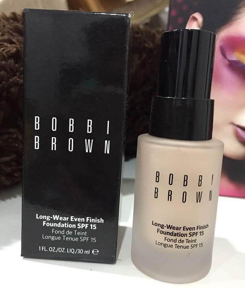 Bobbi Brown Long Wear Even Finish Foundation 2.