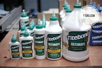 กาว Titebond lll กาวติดงานไม้ สีเขียว-