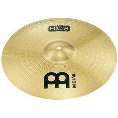 Aa Meinl ฉาบ ไมเนอร์ Cymbal 16 Crash Hcs16c By Landco Sport And Musical.