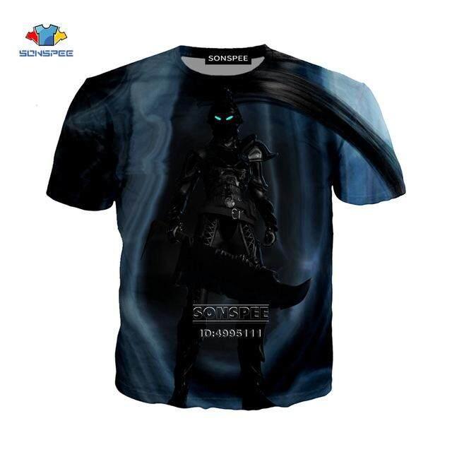 Solo Leveling Short Sleeve Black T-Shirt S-4XL Gildan Ultra Cotton T-Shirt
