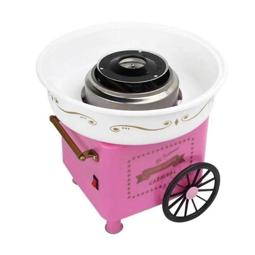 Cotton Candy Maker เครื่องทำสายไหม รุ่น Cottoncandymaker158-J1 By Baby2mom.