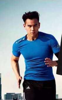 T-shirt เสื้อคอกลมแขนสั้น อดิดาส ใส่เล่นฟิตเนส ใส่วิ่ง ทำกิจกรรมต่างๆ ผู้ชาย-