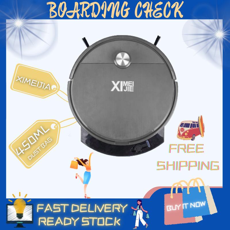【 XM32-P 】Vacuum และหุ่นยนต์ถูพื้นน้ำ Tank遥控扫地机器人带水箱