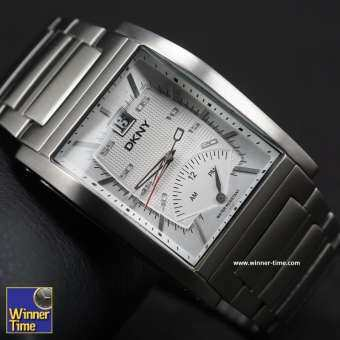 Winner Time นาฬิกา ผู้ชาย DKNY NY1355 รับประกัน 1 ปี