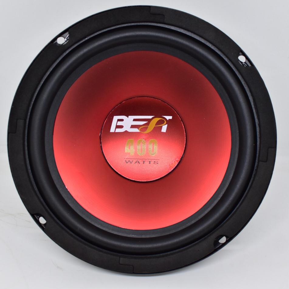 Best ดอกลำโพง 6.5 นิ้ว เสียงกลาง/ซับวูฟเฟอร์ รุ่น Bw-605 ดอกลำโพงบ้าน เครื่องเสียง ขนาดบรรจุ1ดอก.