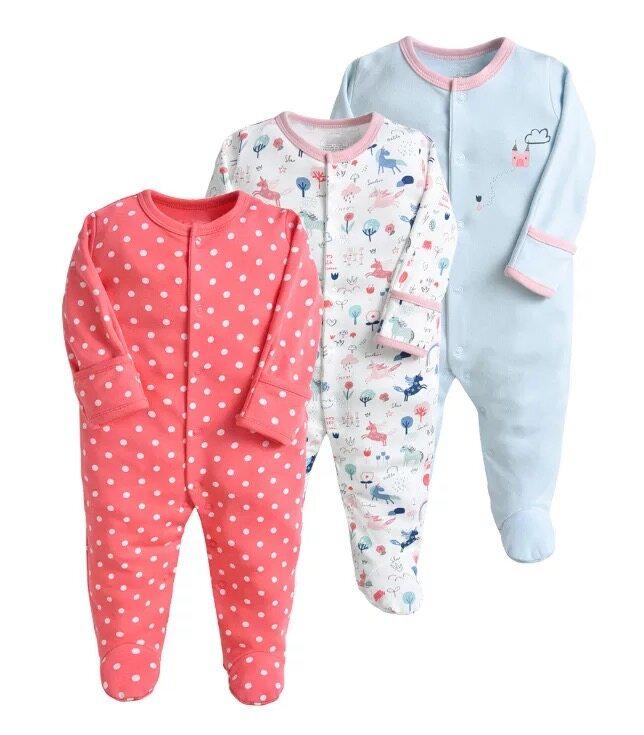 ซื้อที่ไหน ชุดหมีคลุมเท้า ชุดหมี ชุดนอน ชุดนอนเด็ก เสื้อผ้าเด็ก เสื้อผ้าเด็กทารก ชุดบอดี้สูทเด็ก ชุดจั๊มสูทเด็กทารก บอดี้สูท Bodysuit ชุดเด็กผู้หญิง ชุดเด็กผู้ชาย ชุดเด็กแรกเกิด เสื้อทารก เสื้อเด็กแรกเกิด ชุดเด็กแรกเกิด เซ็ท 3 ตัว