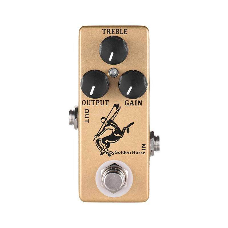 MOSKY Horse Guitar Effect Pedal Overdrive Guitar Pedal Full Metal Shell True Bypass Guitar Parts & Accessories Malaysia