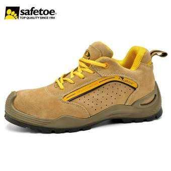 รองเท้าเซฟตี้ หัวเหล็ก ทรงสปอร์ต Safetoe L-7296-