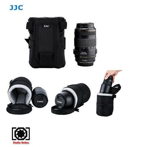 Jjc Bag Lens Pouch Dlp-4 กระเป๋าใส่เลนส์กล้อง กันกระแทกอย่างดี.