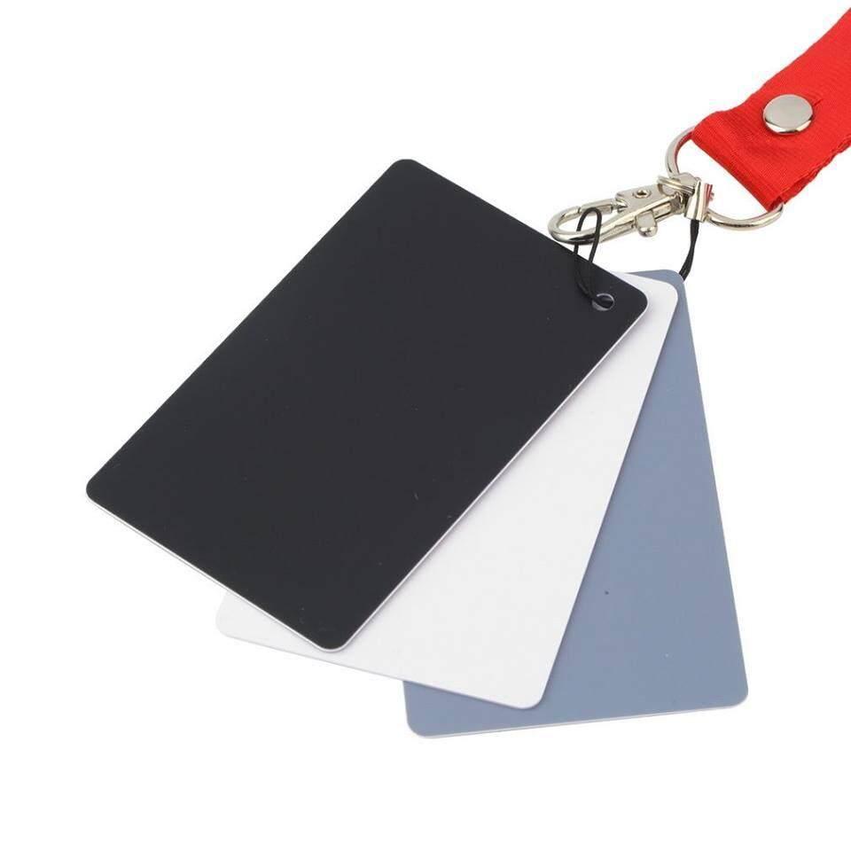 Grey Card ปรับค่า White Balance ให้ถูกต้องและแม่นยำ By Edsbike.