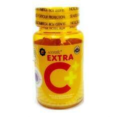 ขาย Acorbic Extra C Acorbic Softgel เอ็กซ์ตร้า ซี 1 กระปุก ไทย
