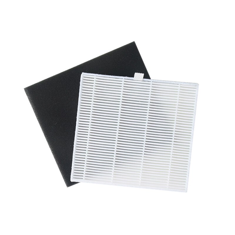 1Pc Filter Screen Replacement Accessories For Ilife V8 V8S X750 X800 X785 V80 Robot Sweeper (White+Black)