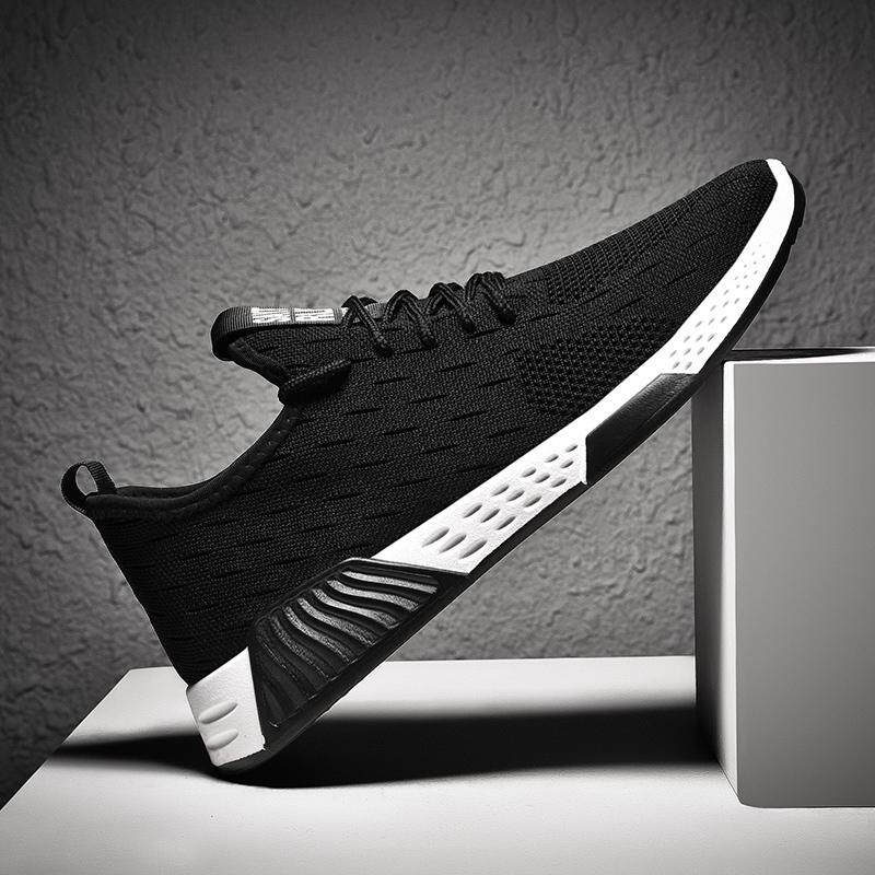New Fashion รองเท้าผ้าใบ รองเท้าผ้าใบผู้ชาย รองเท้าแฟชั่น Y-01.