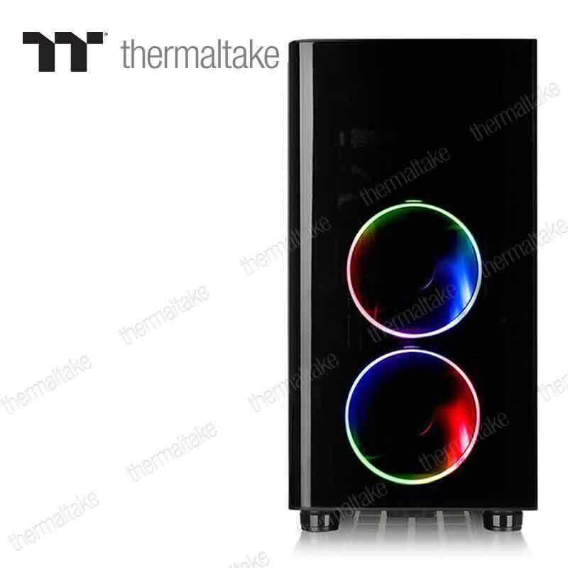 Thermaltakd Case View31 Tempered Glass Rgb [black] By Jura.
