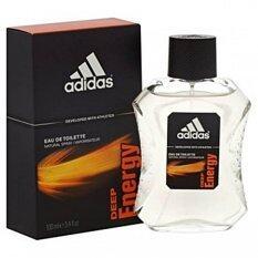 ขาย ซื้อ Adidas Deep Energy Adidas For Men 100 Ml พร้อมกล่อง กรุงเทพมหานคร