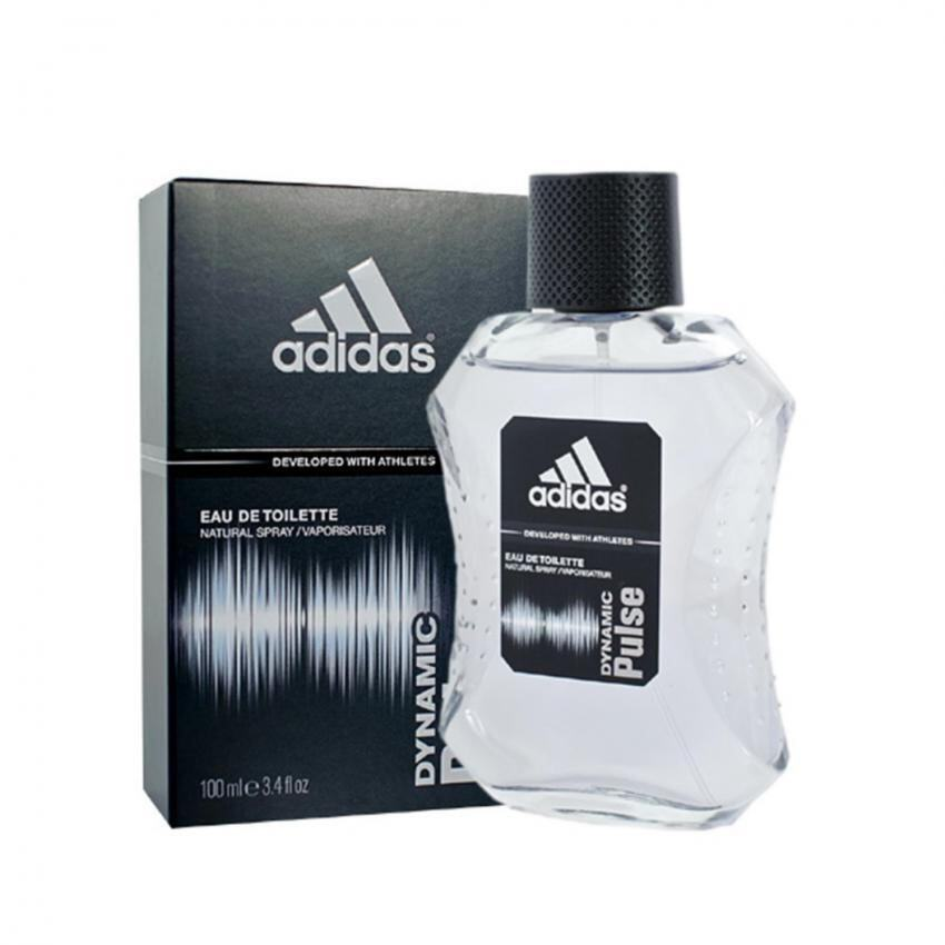 Adidas Dynamic Pulse Cologne for Men 100 ml พร้อมกล่อง