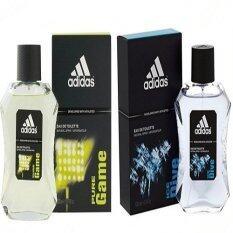 ส่วนลด Adidas Ice Dive Adidas For Men Edt 100 Ml Adidas Pure Game For Men 100 Ml พร้อมกล่อง Adidas