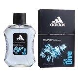 ราคา Adidas Ice Dive Adidas For Men Edt 100 Ml พร้อมกล่อง Adidas เป็นต้นฉบับ