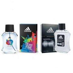 ส่วนลด Adidas Team Five Special Edition 100 Ml Adidas Dynamic Pulse Cologne For Men 100 Ml พร้อมกล่อง กรุงเทพมหานคร