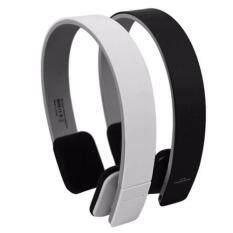 Aec Wireless Bluetooth Headphone หูฟังบลูทูธ รุ่น Aec สีดำ ถูก