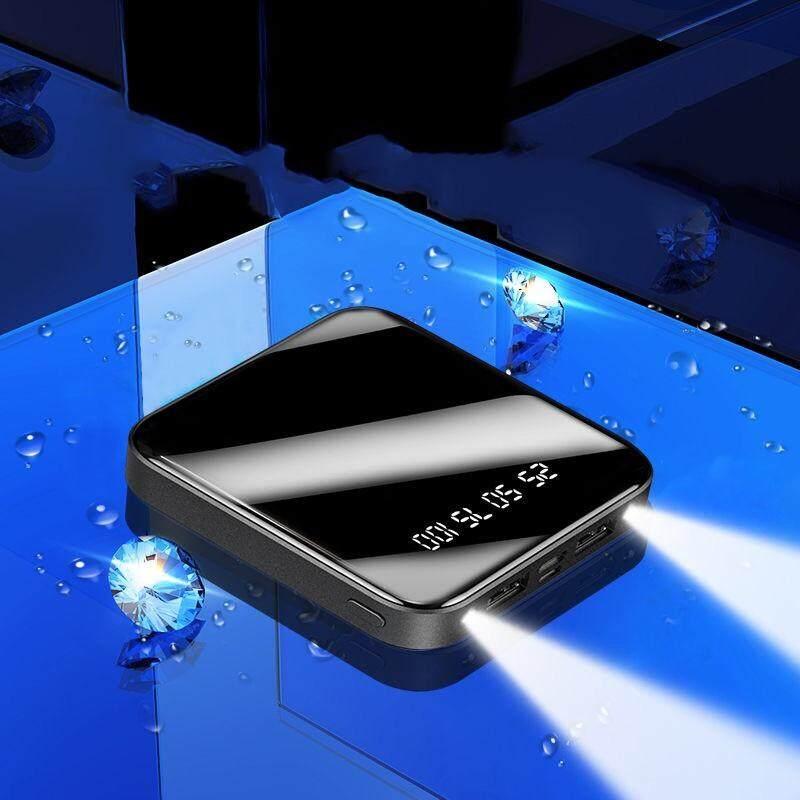 eloop Power Bank 30000mAh พาวเวอร์แบงค์ แบตสำรอง ชาร์จเร็ว ของแท้ 100% รองรับชาร์จเร็ว Quick Charge 2.0 ประกัน 12 เดือน