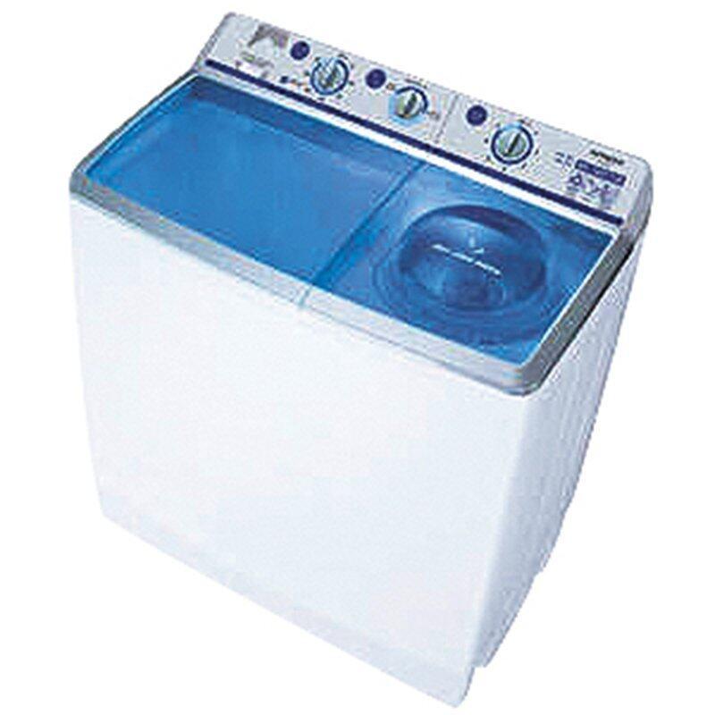 ฮิตาชิ เครื่องซักผ้า 2 ถัง รุ่น Ps140wj ขนาด 14 กิโลกรัมเครื่องใช้ไฟฟ้าสำหรับใช้ในบ้าน.