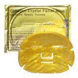 ซื้อ แผ่นมาร์คหน้าทองคำ Collagen Crystal F*c**l Mask ถูก ใน ไทย