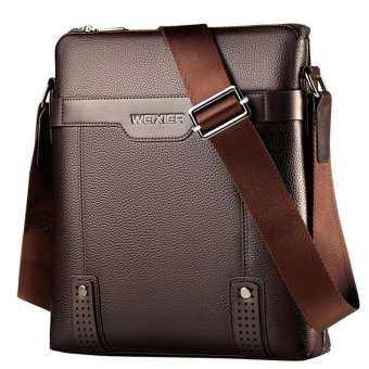 Bag Design กระเป๋า สะพายไหล่ สะพายข้าง เหมาะสำหรับผู้ชาย รุ่น 086-