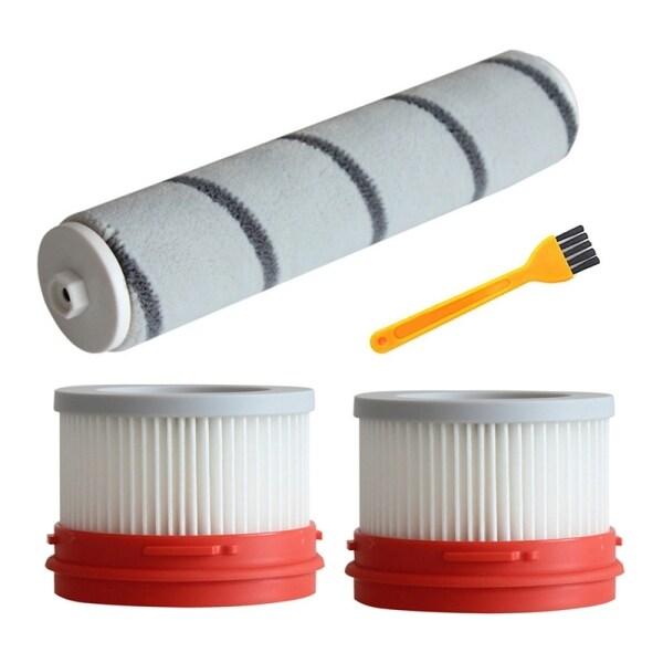 Giá Filter Roller Brush Kit for Xiaomi Dreame V9/V9P/V10 Vacuum Cleaner Parts Cleaning Brush Household Accessories