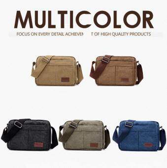 TRINISO M51 แฟชั่นกระเป๋าทรงเมสเซนเจอร์สำหรับผู้ชาย