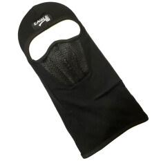 ซื้อ ไอ้โม่ง หน้ากากผ้า ผ้าคลุมหน้า พร้อมกรองอากาศ สีดำ ใน กรุงเทพมหานคร