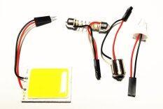 ราคา ไฟเพดาน ห้องโดยสาร เทคโนโลยีหลอด Chip Smd ความสว่างสูง แสงสีขาว Unbranded Generic เป็นต้นฉบับ