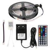 ขาย ไฟเส้น ไฟแถบ 5M 5050 Rgb 30 M Led Strap Lights 12V 3A Power Supply 44Key Ir รีโมทคอนโทรล Eu Plug Unbranded Generic