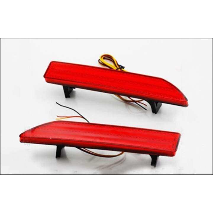 ไฟทับทิมท้ายรถยนต์สำหรับ Honda City-09