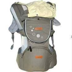 ราคา Aimama เป้อุ้มเด็ก เป้สะพายเด็ก Hip Seat I Mama Baby Carrier I Mama รุ่นขายดี สีเทา กรุงเทพมหานคร