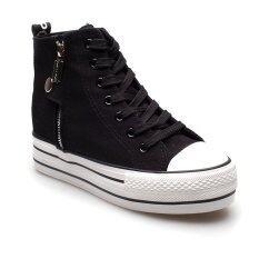 ซื้อ Air Move รองเท้าผ้าใบ แฟชั่น ผู้หญิง รุ่น N191 Black ใหม่ล่าสุด