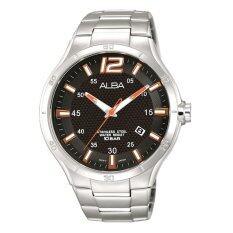 ราคา Alba นาฬิกา Alba Sporty Style รุ่น As9A83X1 Black ที่สุด