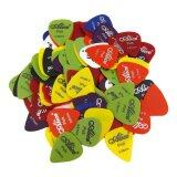 ราคา Alice 100Pcs Matte Abs Guitar Bass Pick 58 81Mm Guitar Picks With High Quality ออนไลน์