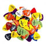 Alice Guitar Picks ปิ๊กกีต้าร์ 58Mm 71Mm 81Mm 96Mm 1 2Mm 1 5Mm Guitar Picks 50 อัน ถูก