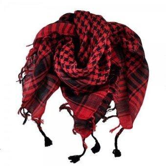ALL SPORT ผ้าชีมัค - สีแดง