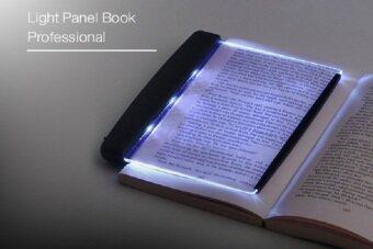 all U likeแผ่นไฟอ่านหนังสือ Light Panel Book