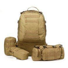 ความคิดเห็น Allsport กระเป๋าสะพาย เป้แม่ลูก 4In1 แยกใช้งานได้ สีทราย