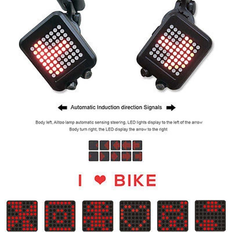 ALLTOO SMART BIKE LIGHT
