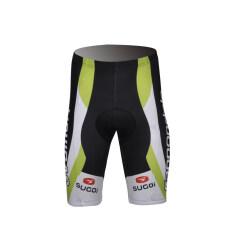 ขาย ซื้อ ออนไลน์ Amur Leopard Men S Short Sleeve Cycling Jersey Bib Shorts Set Blue