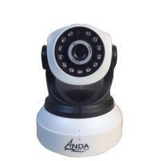 Anda กล้องวงจรปิด 2MP IP Camera P2P HD Plug and Play Cloud (White)