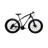 ราคา ราคาถูกที่สุด Anthor จักรยาน แฟตไบค์ Fat Bike Jg 24 สปีด Black